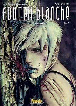 Fourmi Blanche 3 cover