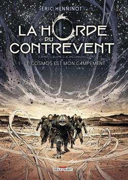 La Horde du Contrevent 1 cover