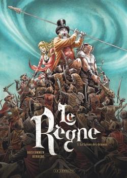 Le Regne 1 cover