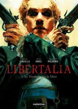 Libertalia 1 cover