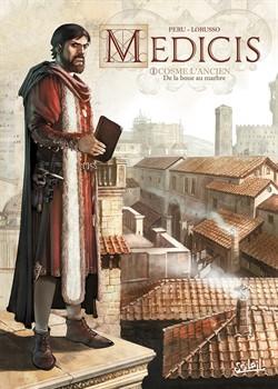 Medicis 1 cover