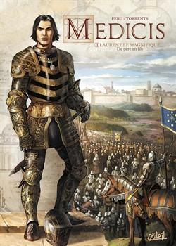 Medicis 2 cover